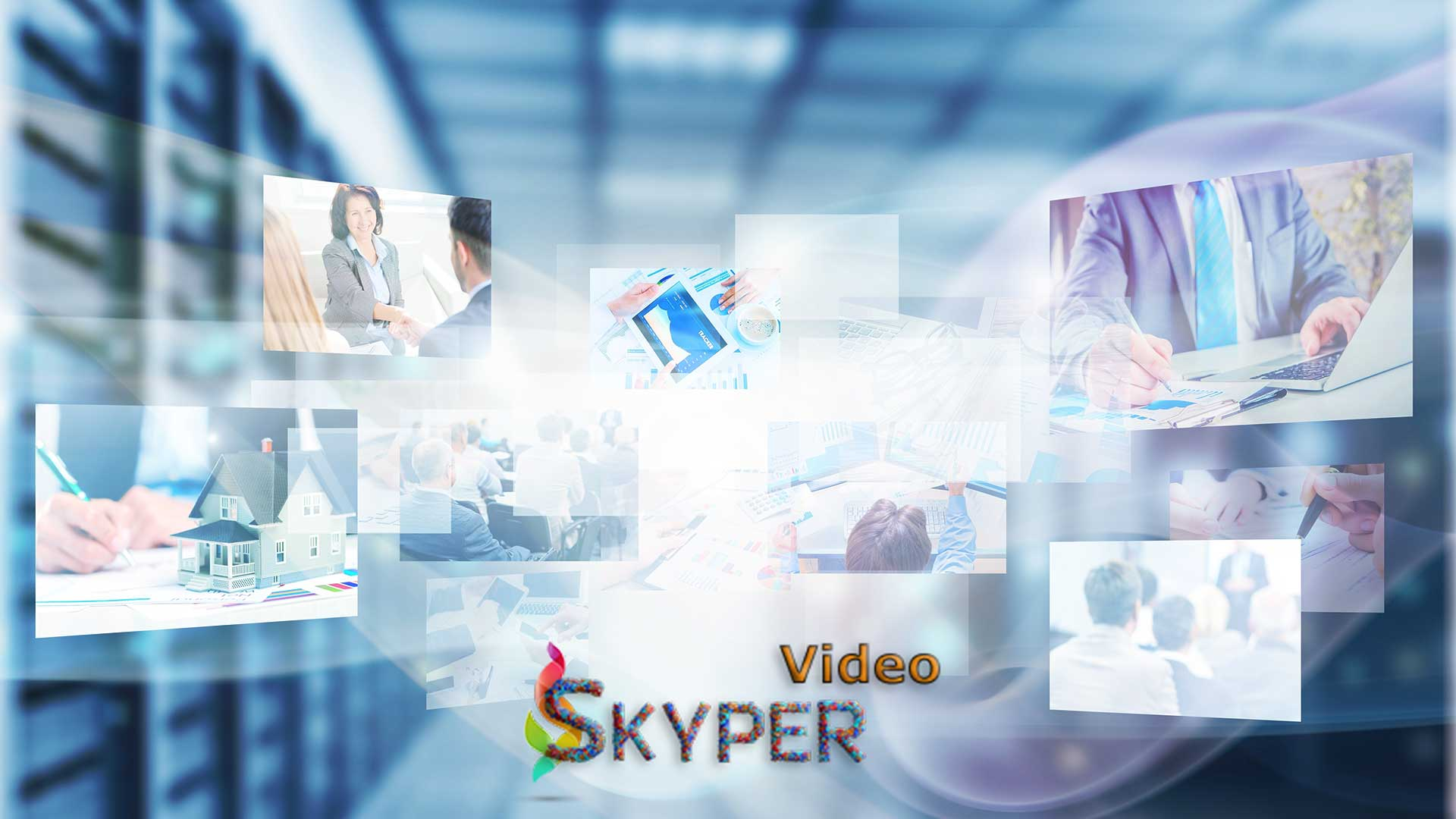 SkyperVideo SliderBild