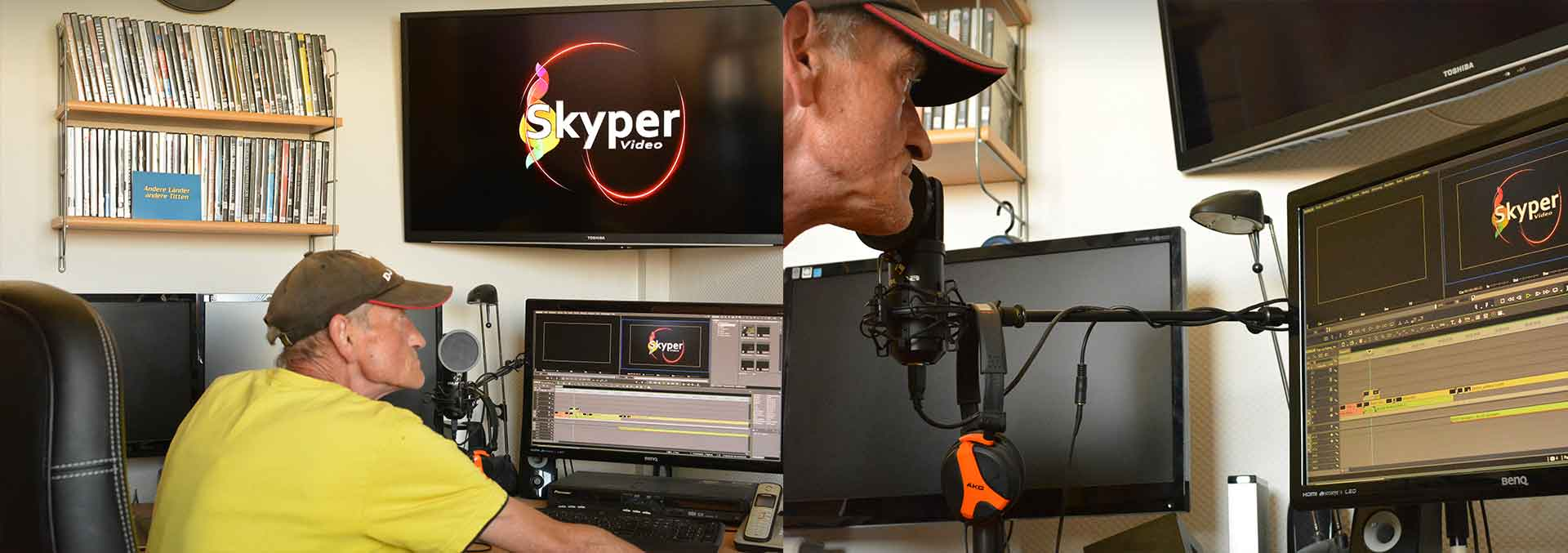 Skyper Video Videostudio