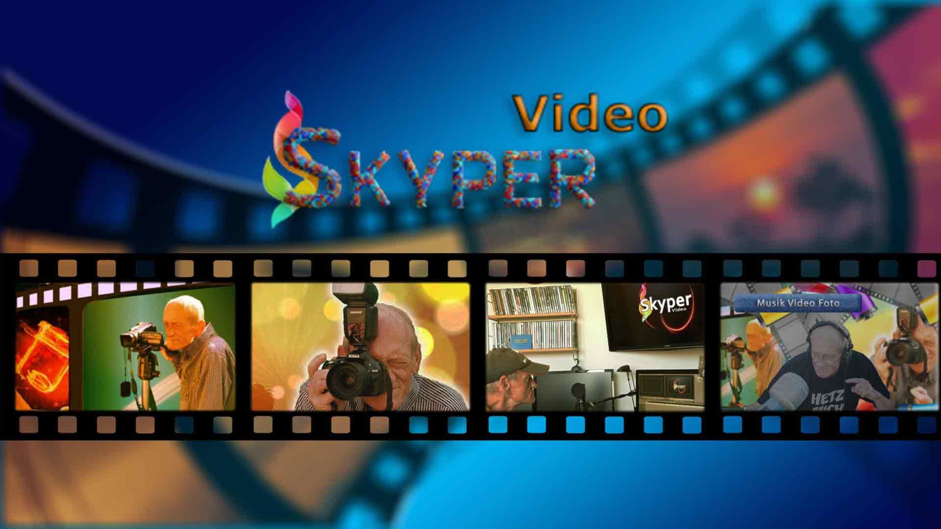 Skyper Video Filmrolle